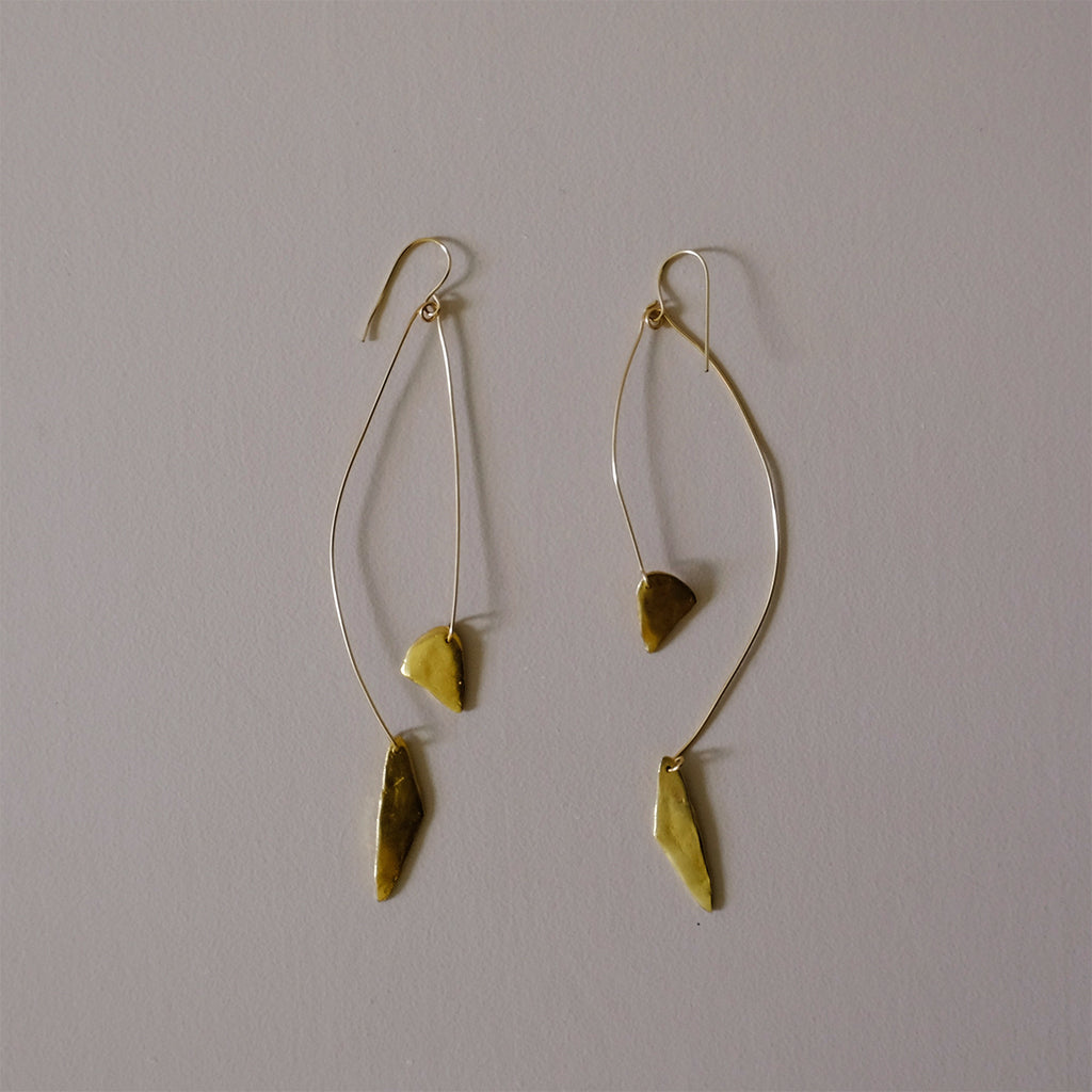 Soutenu Earrings
