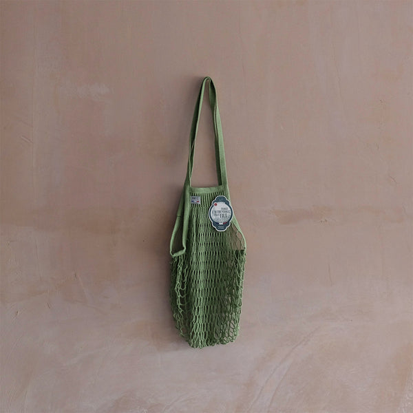 French Market Bag Light Green