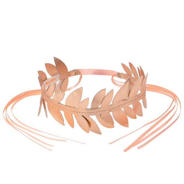 Laurel Wreath Party Crown