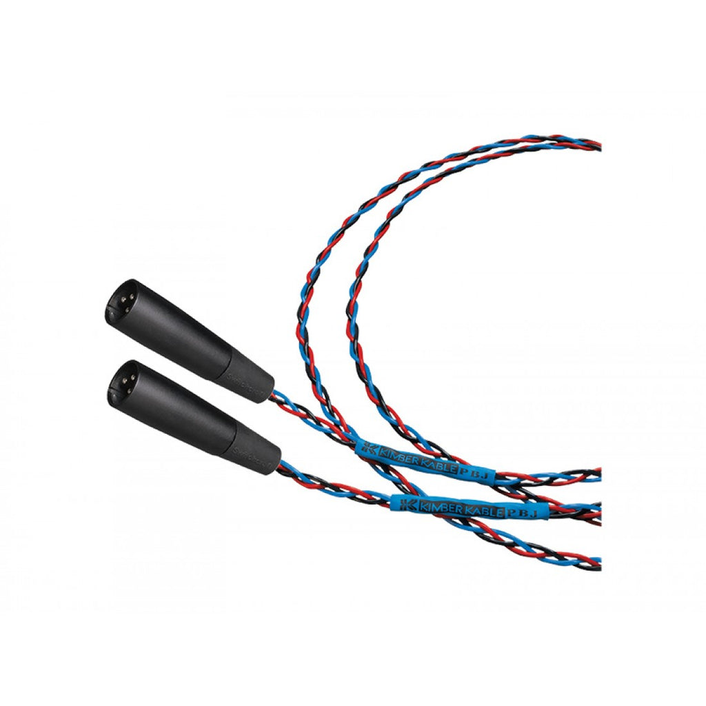 PBJ | XLR Interconnect Cable