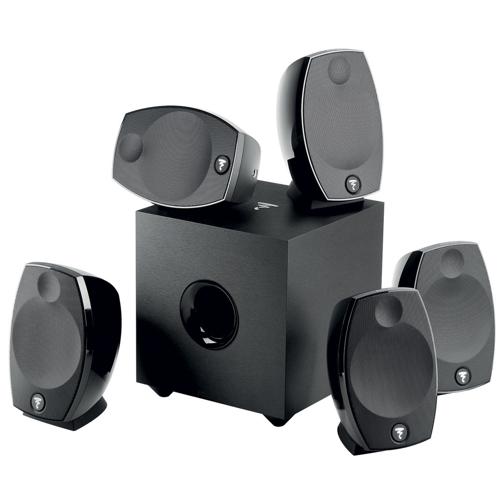 Sib Evo 5.1 | Home Theater Loudspeakers | *Exclusive Sale*