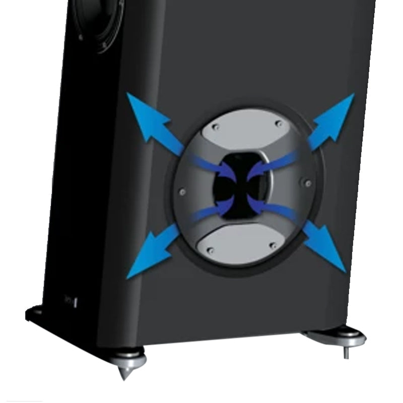 TAD-E1TX-K The Evolution One TX - Floorstanding Loud Speaker