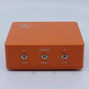 Orange | Step-Up Transformer