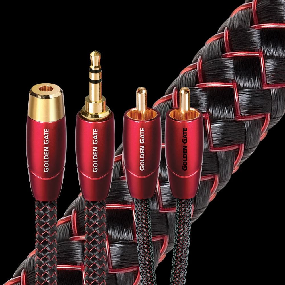 Golden Gate | 3.5mm-RCA Interconnect Cable
