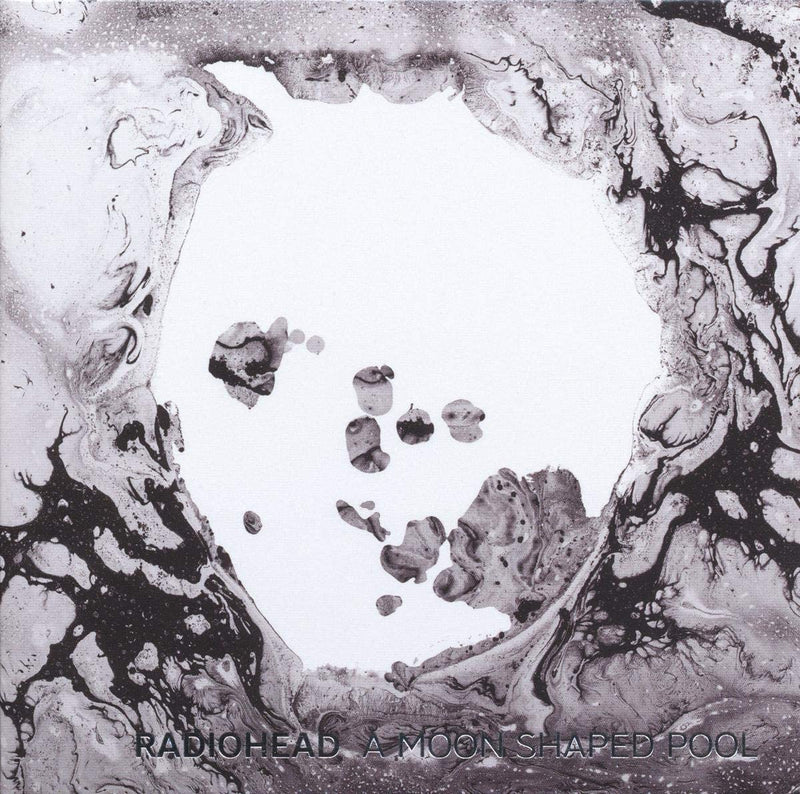 Radiohead | A Moon Shaped Pool [Vinyl Records]