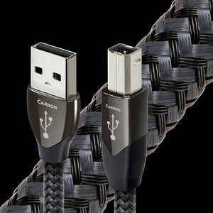 Carbon | USB A-B Cable