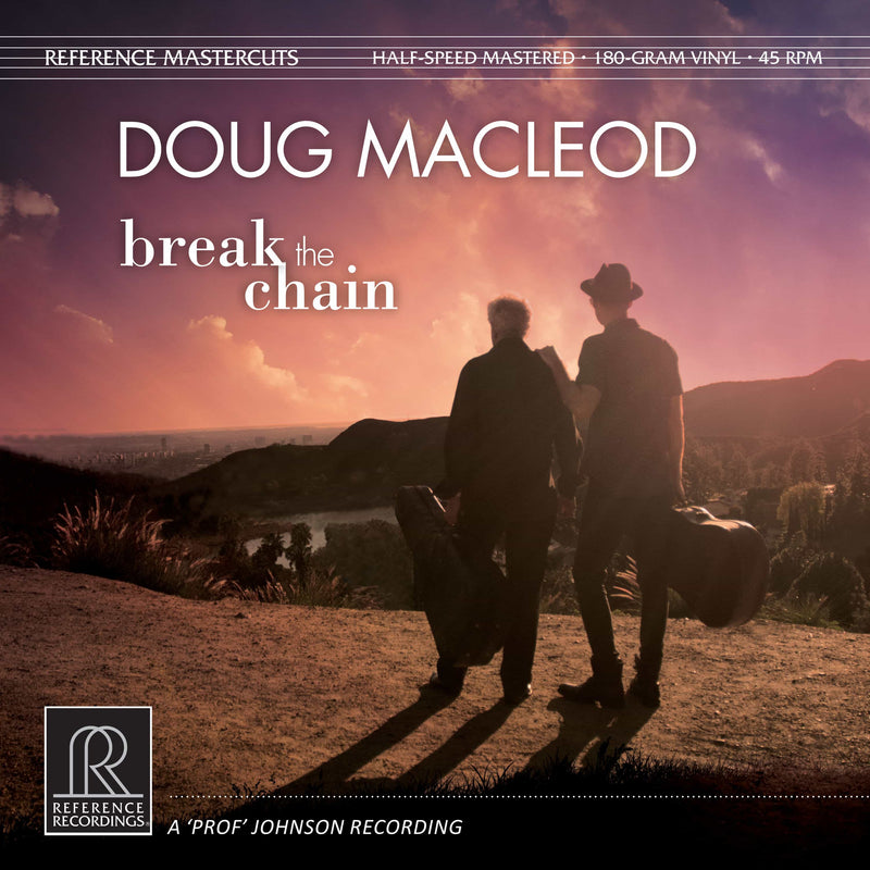 Doug MacLeod | Break The Chain [180g 45RPM Vinyl]
