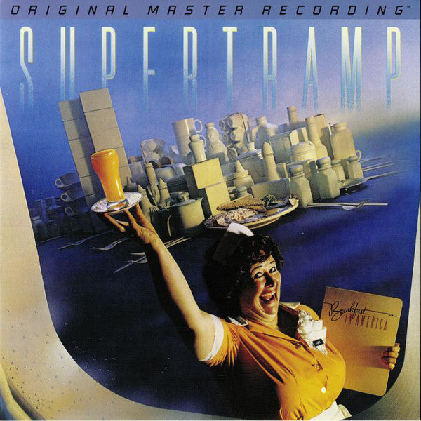 Supertramp | Breakfast in America | Original Master Recording [180g Vinyl]