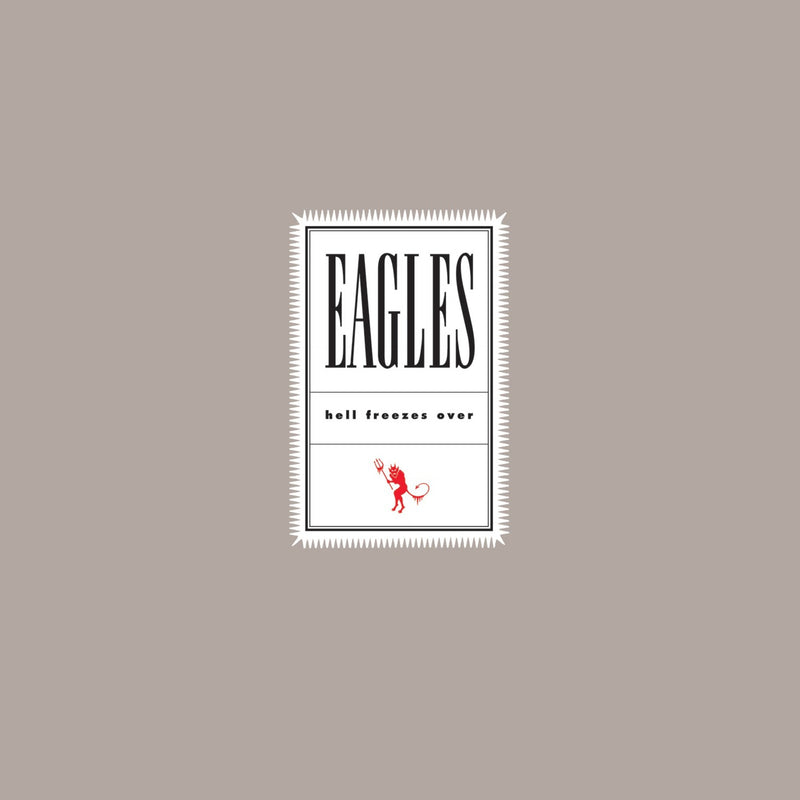 Eagles ‎| Hell Freezes Over [180g Vinyls]