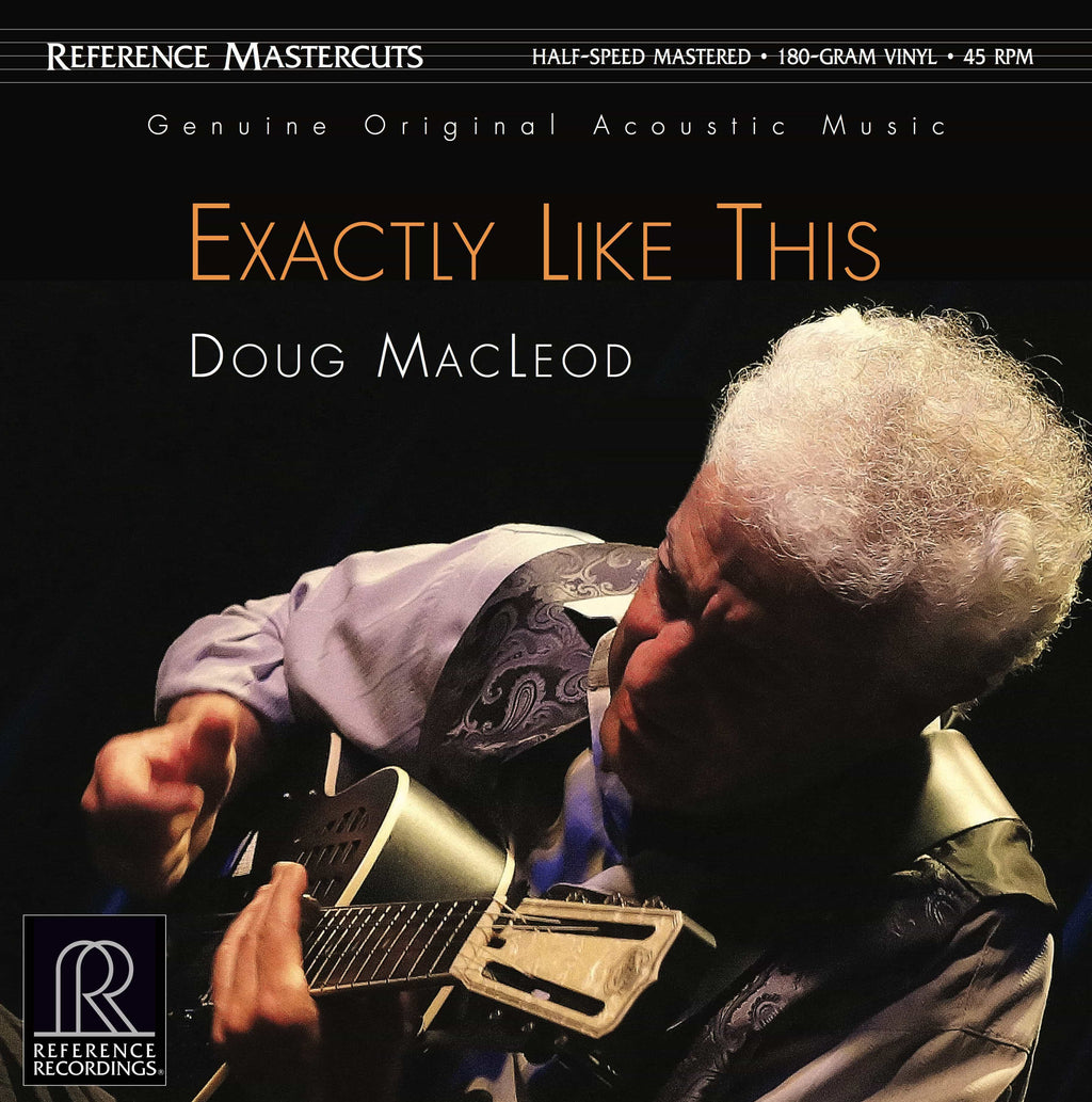 Doug MacLeod | Exactly Like This [200g 45RPM Vinyl]