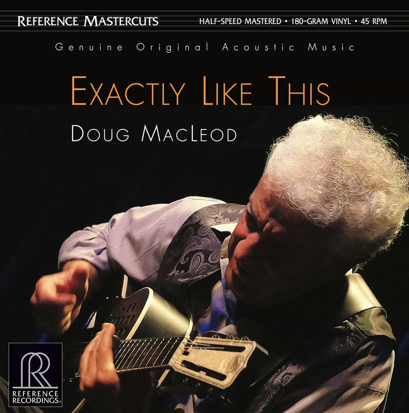 Doug MacLeod | Exactly Like This [180g 45RPM Vinyl]
