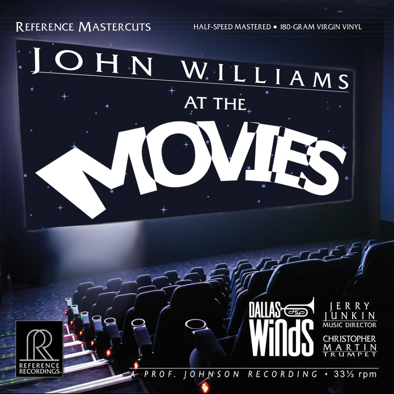 Dallas Winds | John Williams at the Movies [180g Vinyl]