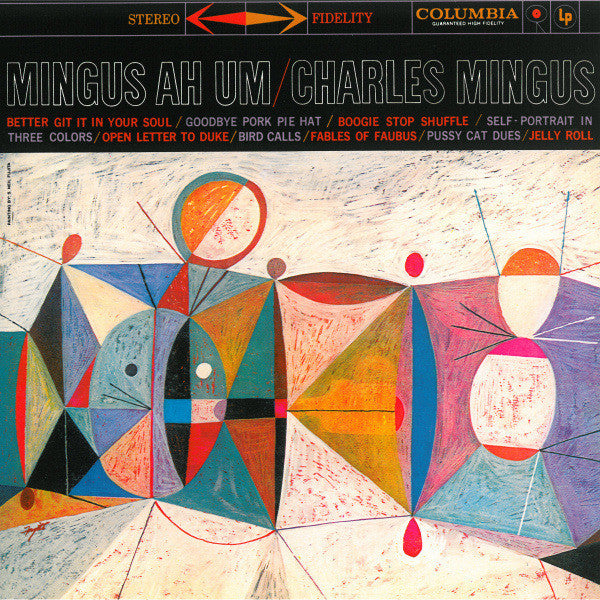 Charles Mingus | Mingus Ah Um | Remastered from Original Master Tapes [180g Vinyl]