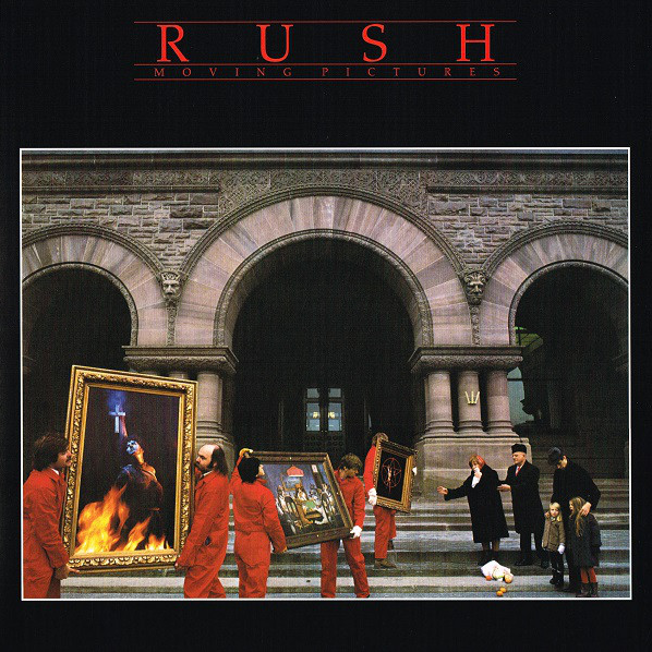 Rush ‎| Moving Pictures [180g Vinyl]