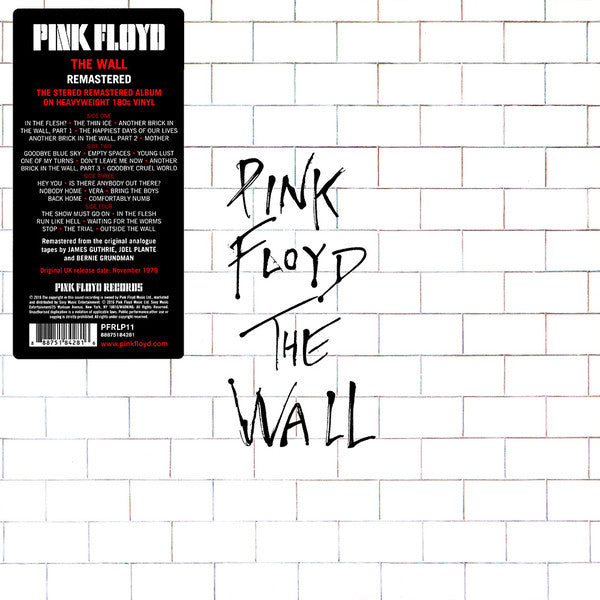 Pink Floyd | The Wall [180g Vinyls]