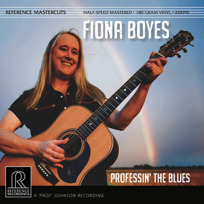 Fiona Boyes | Professin' The Blues [Vinyl Records]