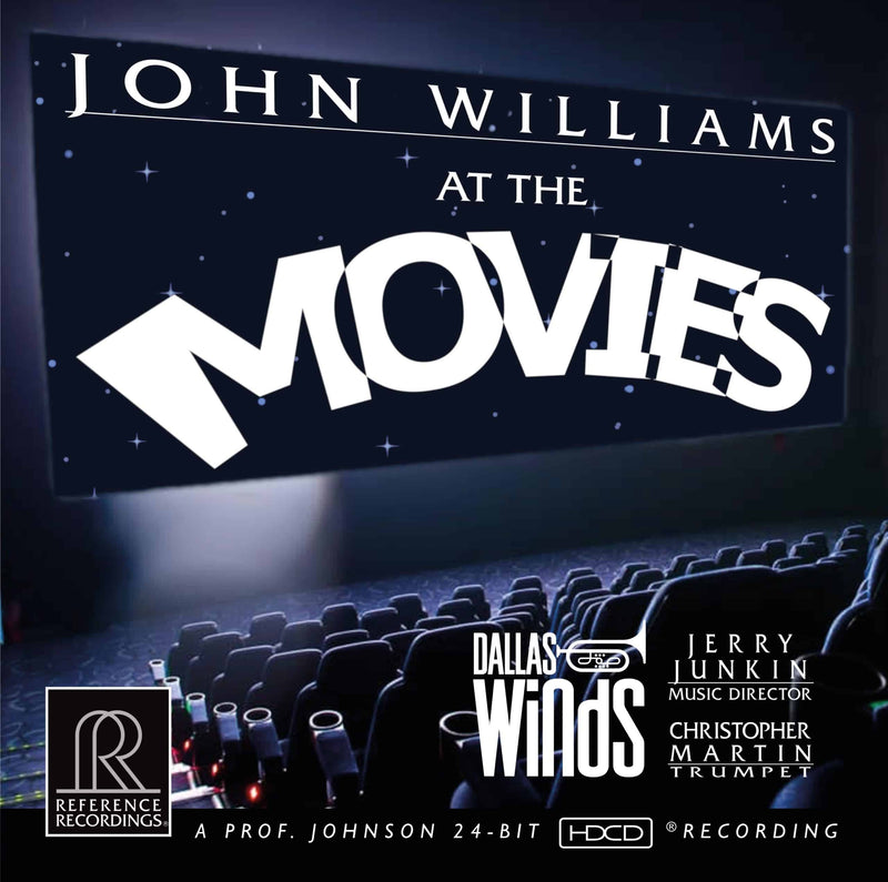 Dallas Winds, Junkin | John Williams At The Movies | SACD