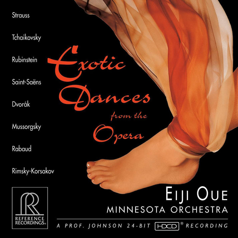 Minnesota Orchestra, Oue | Exotic Dances from the Opera | SACD