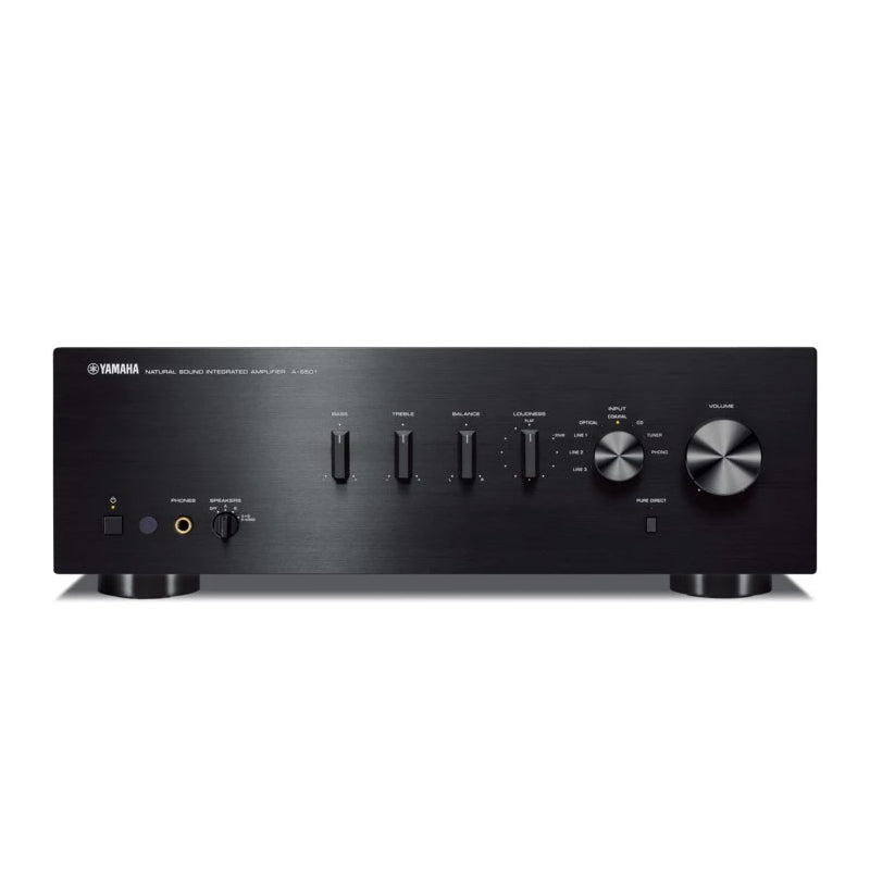 Yamaha - Integrated Amplifier - AS501