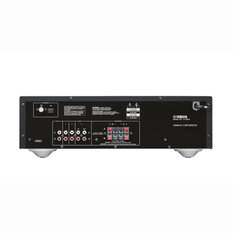 Yamaha - Natural Sound Stereo Receiver - RS202