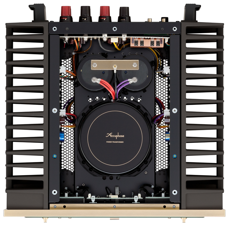 A-48 | Stereo Amplifier | Pure Class A