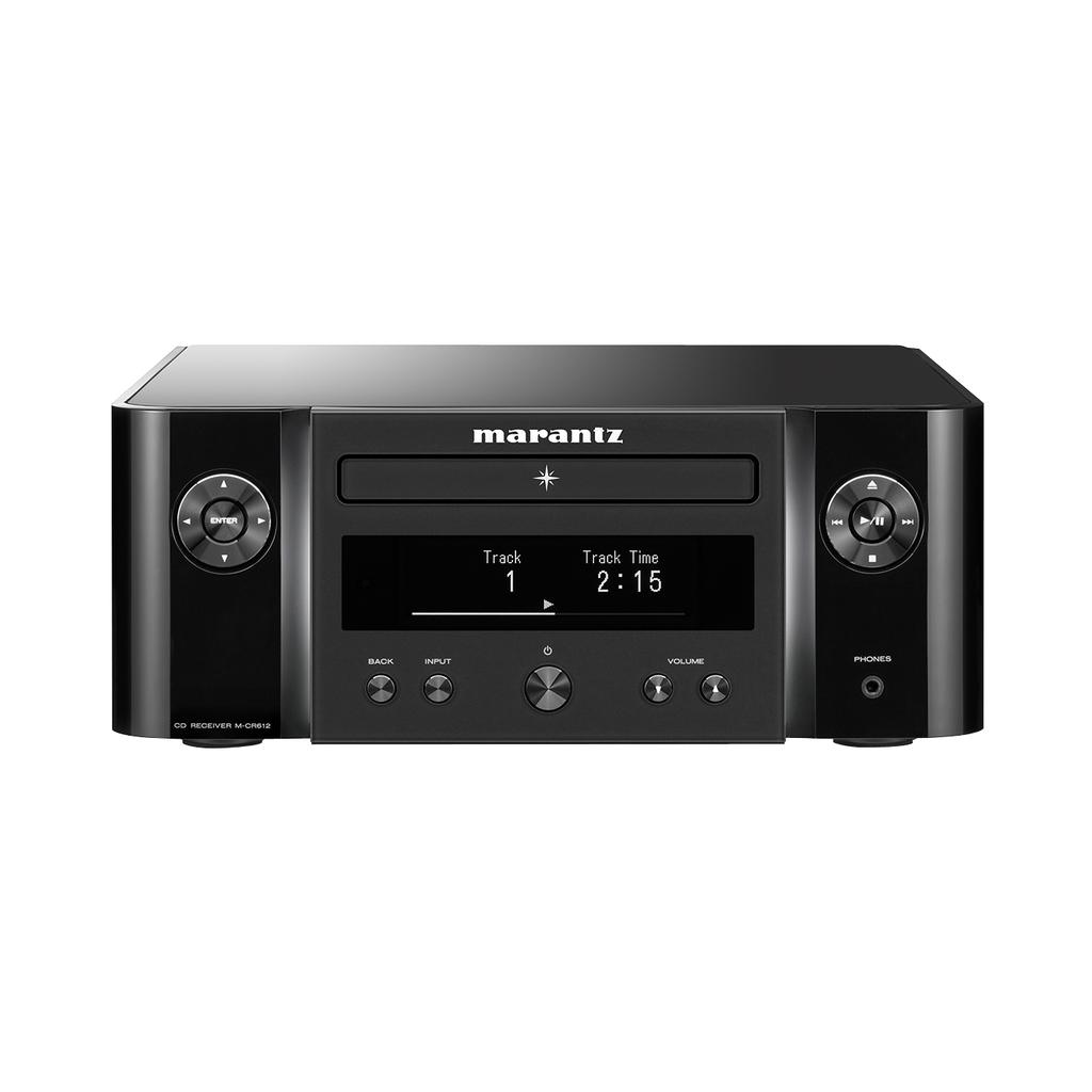 M-CR612 | Network Stereo Receiver | CD Player