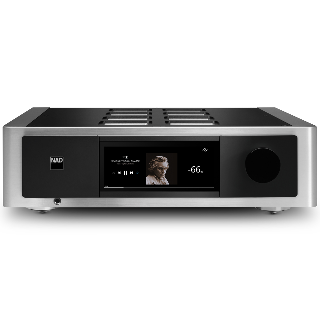 Master M33 | Network Stereo Receiver