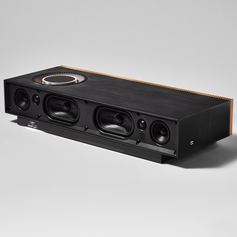 Mu-So for Bentley | Wireless Speaker
