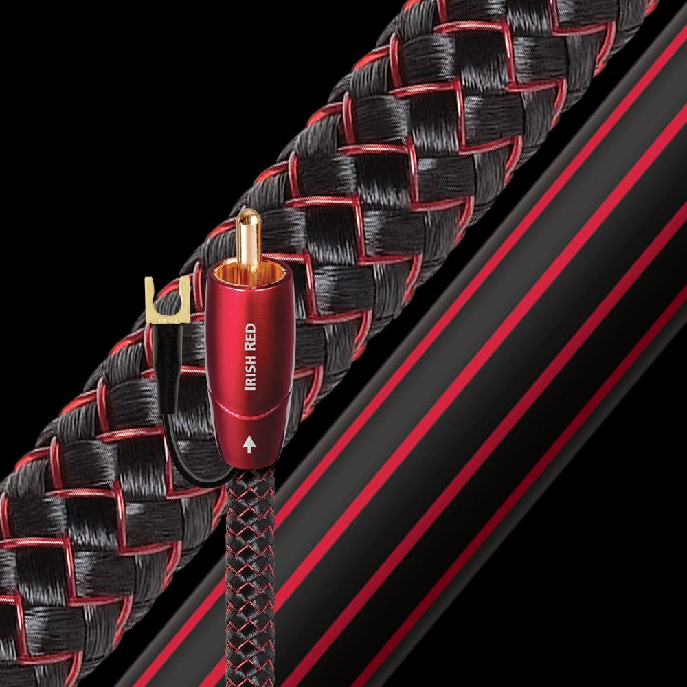 Irish Red | Subwoofer Cable