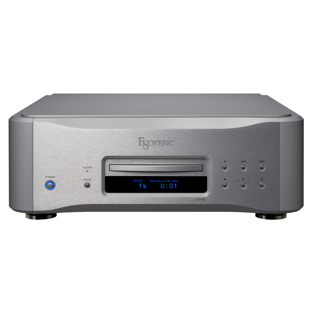 K-01XD | SACD/CD Player | Discrete DAC