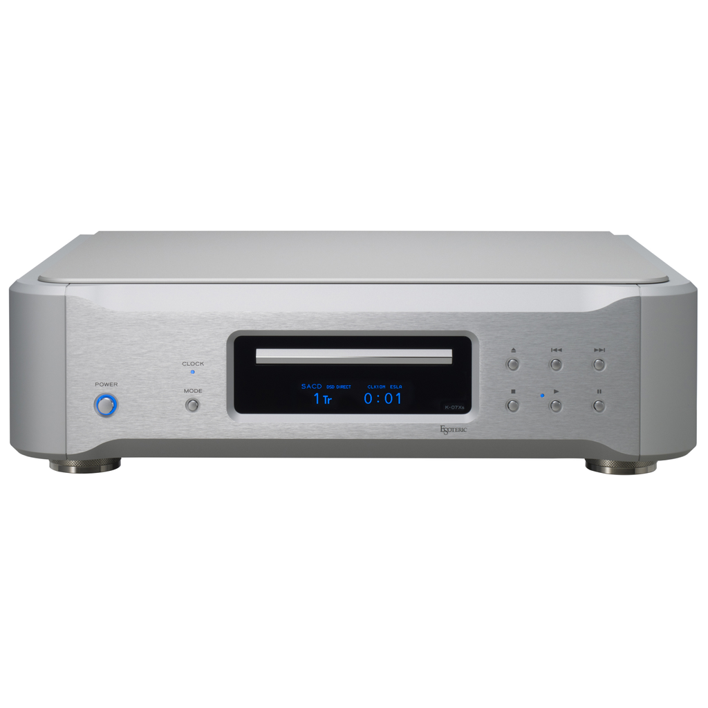 K-07Xs | SACD/CD Player | DAC