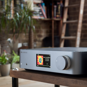 Edge NQ | Network Audio Player | Preamplifier | DAC