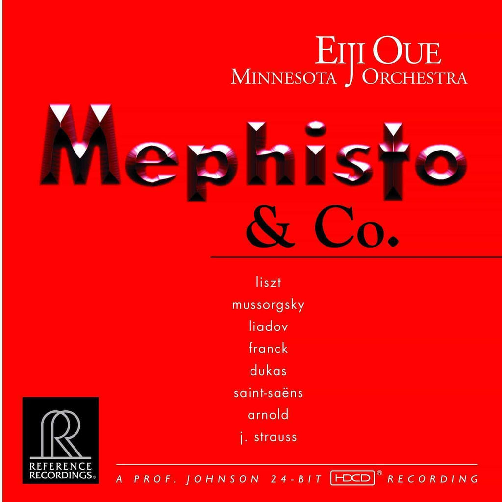 Minnesota Orchestra, Oue | Mephisto & Co. [200g 45RPM Vinyl]
