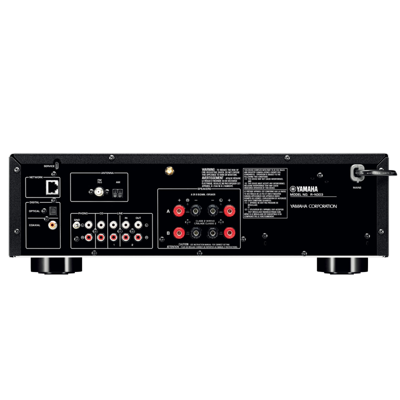 R-N303 | Network Stereo Receiver