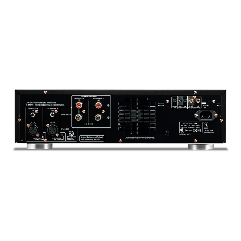 MM7025 | Stero Amplifier