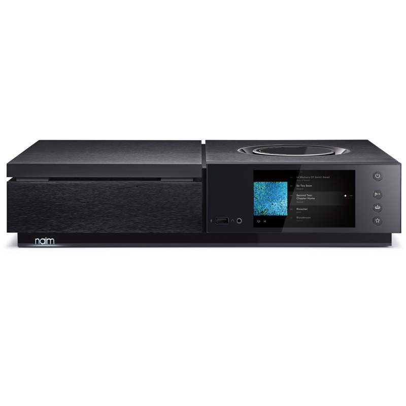 Uniti Star | Network Stereo Receiver | CD Player