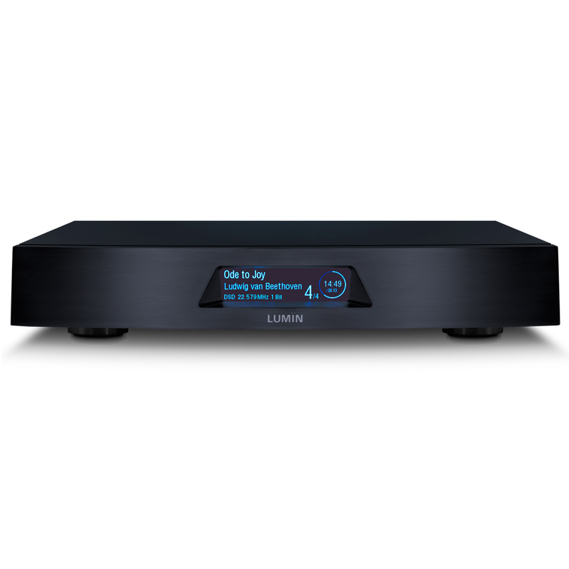 T2 | Network Audio Player