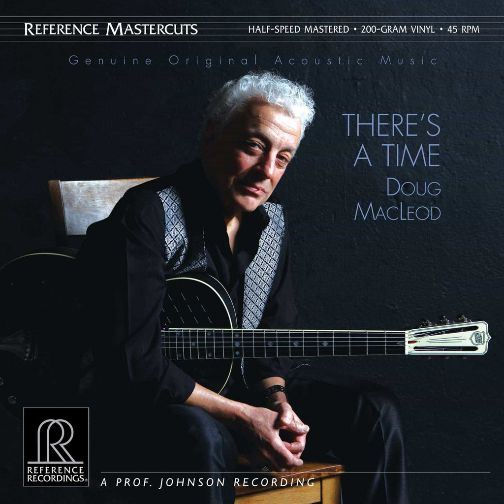 Doug MacLeod | There's A Time [180g 45RPM Vinyl]