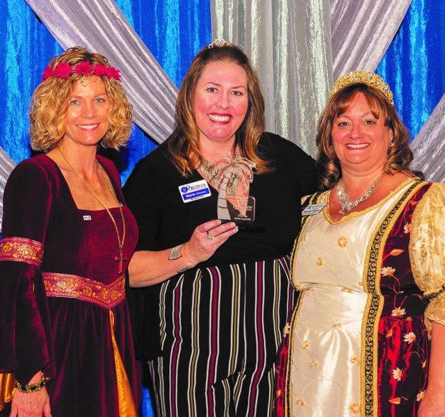 GRCC Proclaims Award Winners At Its Medieval Royal Feast