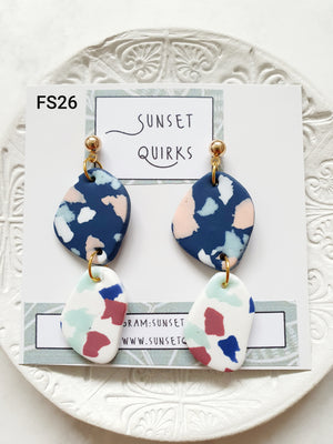 Friendship Terrazzo Earrings