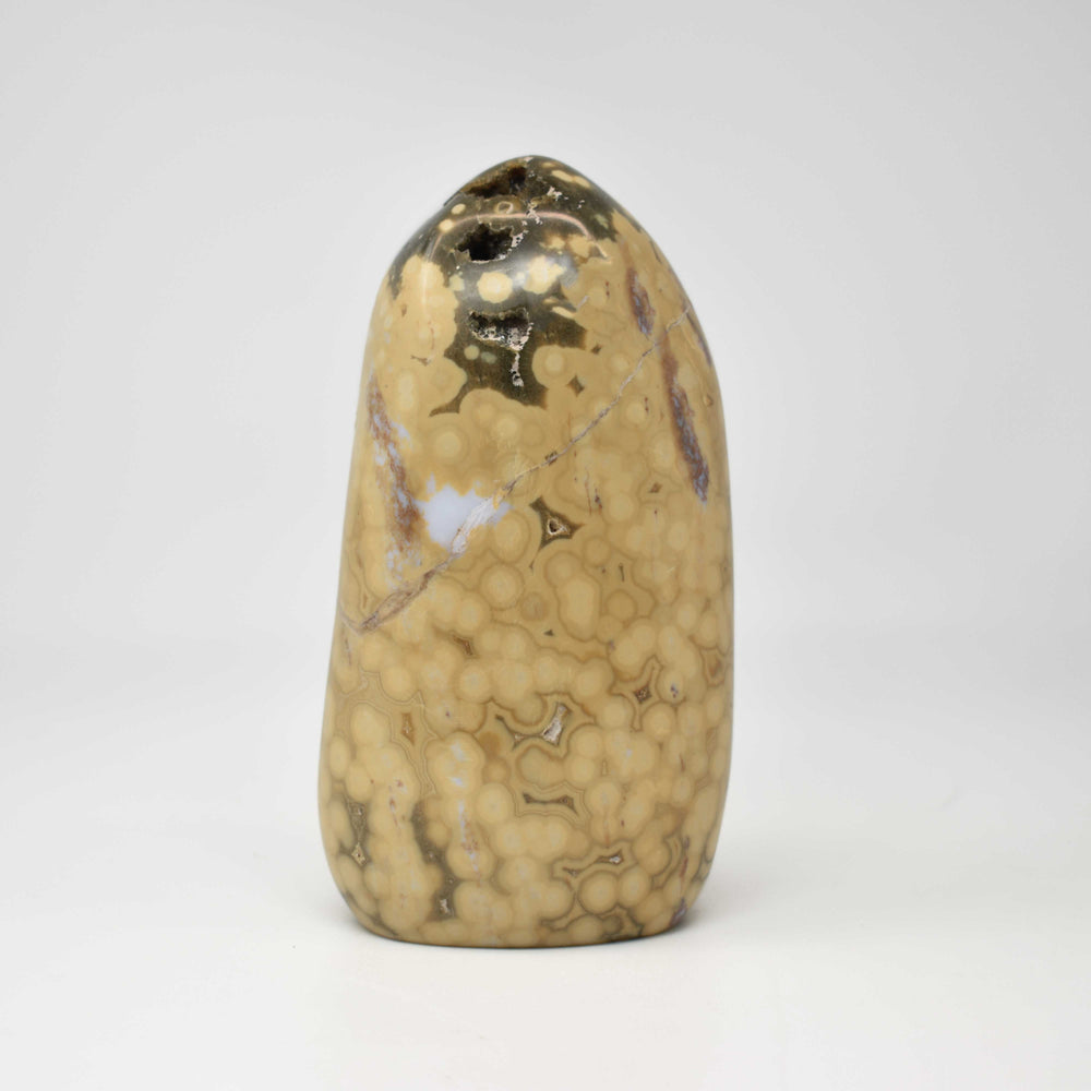 Ocean Jasper Free Form JASOFF037 - Madagascar Import SEAM Inc.