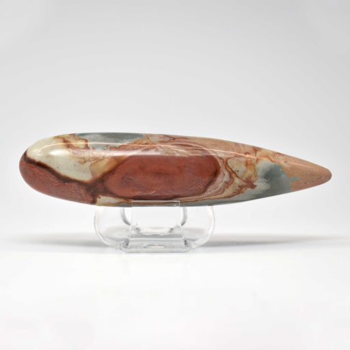Polychrome Jasper Massage Tool JASPMA004 - Madagascar Import SEAM Inc.