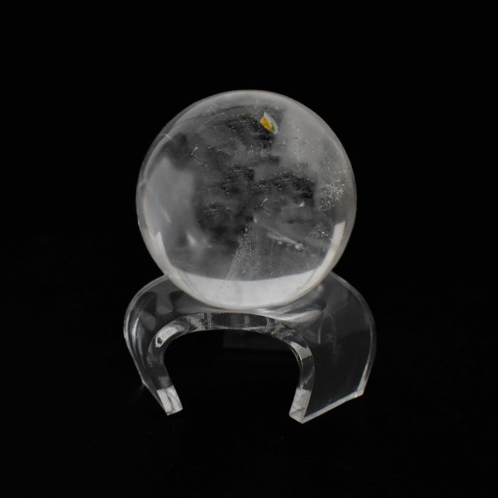 Clear Quartz Sphere QUCLSP005