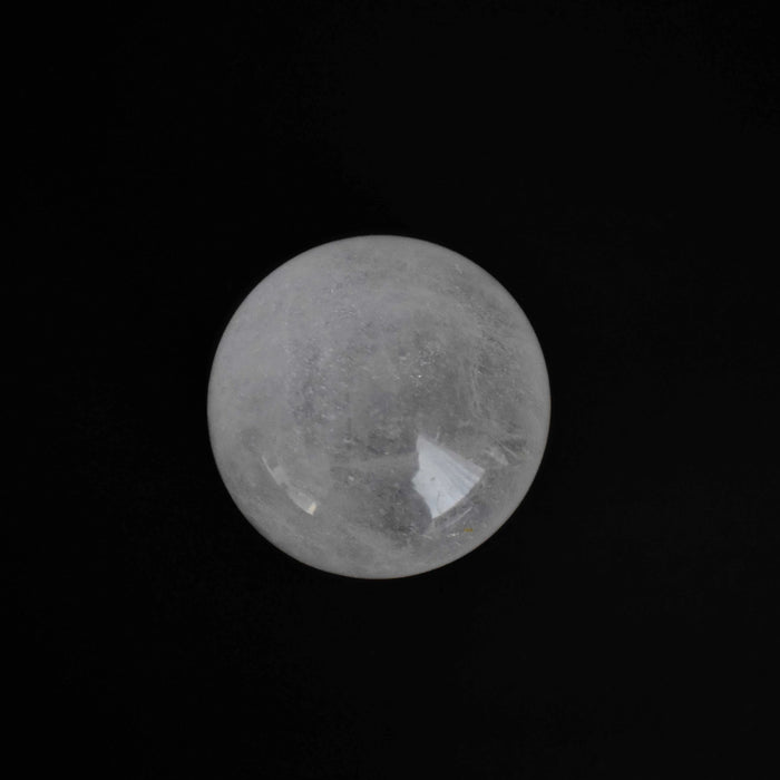Clear Quartz Sphere QUCLSP008 - Madagascar Import SEAM Inc.