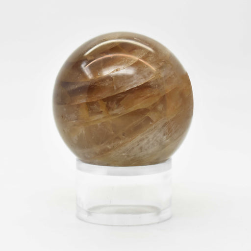 Yellow Quartz Sphere QUYLSP007-4