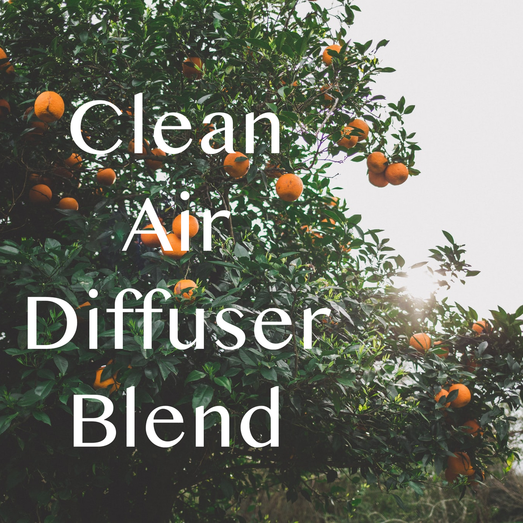 Clean Air Diffuser Blend