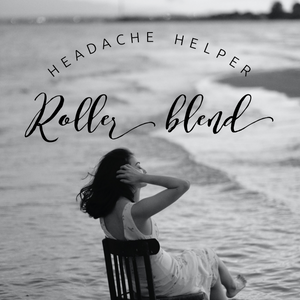 Headache helper roller blend recipe