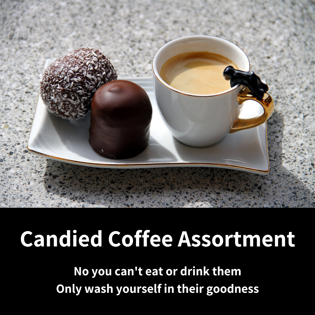 Candied Coffee Assortment