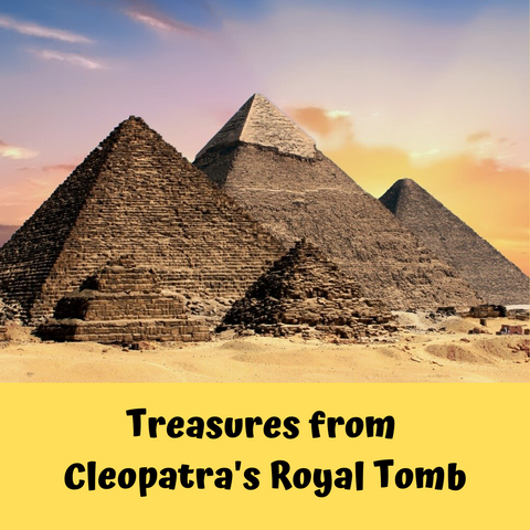 CLEOPATRA'S ROYAL TOMB