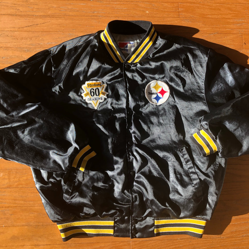 Vintage Pittsburgh Steelers Jacket